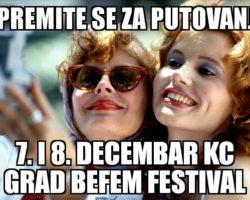 10. jubilarni BeFem Festival