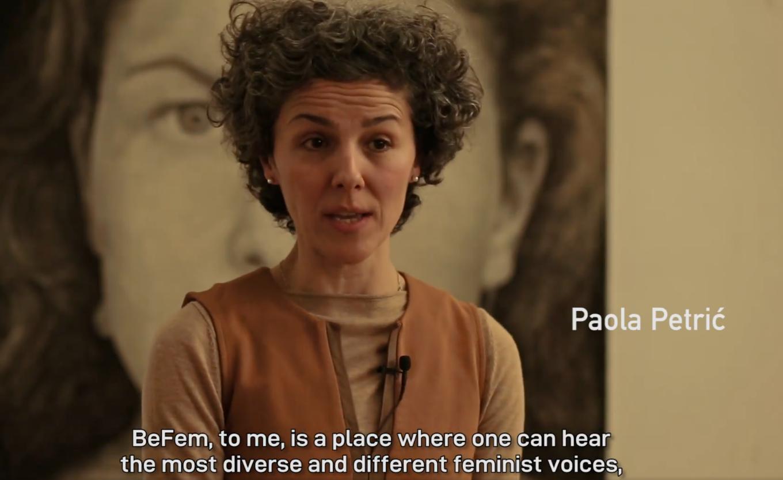 paola petrić feminizam aktivizam je