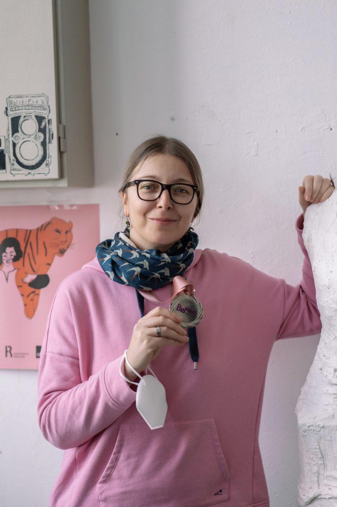 PRIZNANJE ZA FEMINISTIČKO PRIJATELJSTVO I PODRŠKU – Mirjana Bobić Mirosavljević