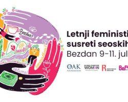 Održani Letnji feministički seoski susreti žena