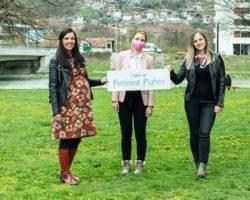 BeFem feministički karavan: Budućnost je ženska